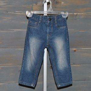 Lucky Brand Denim Blue Jean Pants, 18 Months